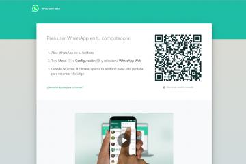 ¡Whatsapp para pc en solo 2 pasos y en cualquier navegador!